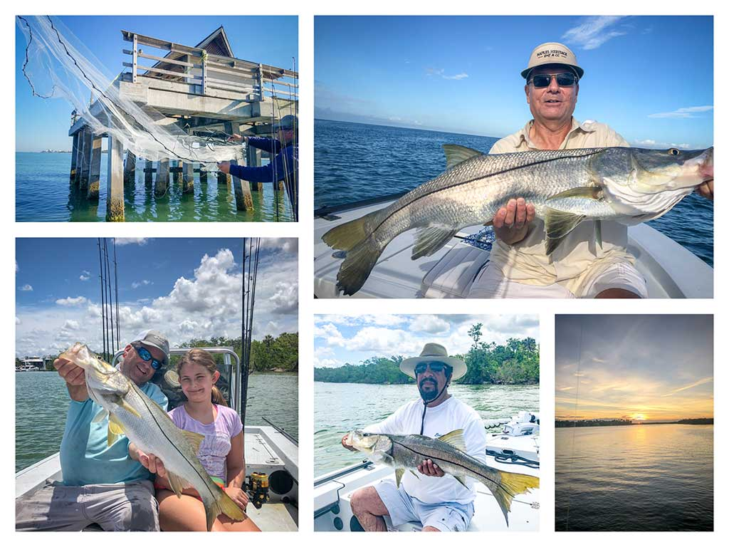 Summer Fishing Charter in Naples Florida